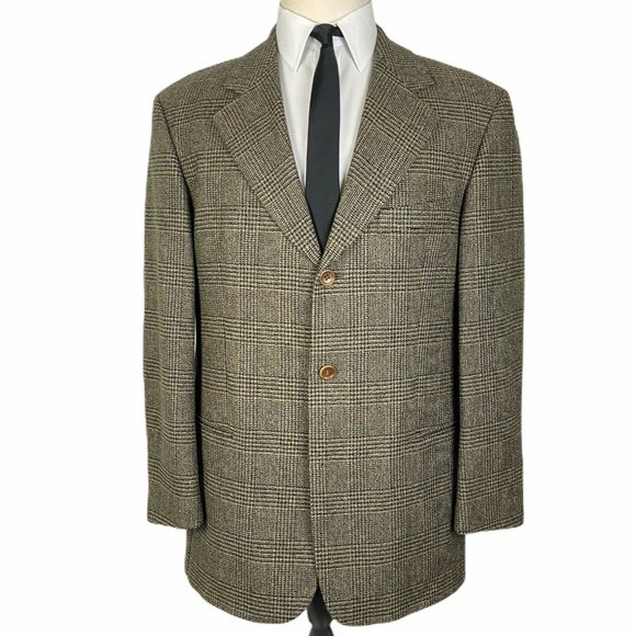 HUGO BOSS Other - Hugo Boss Einstein Sport Coat 42R Wool Cashmere